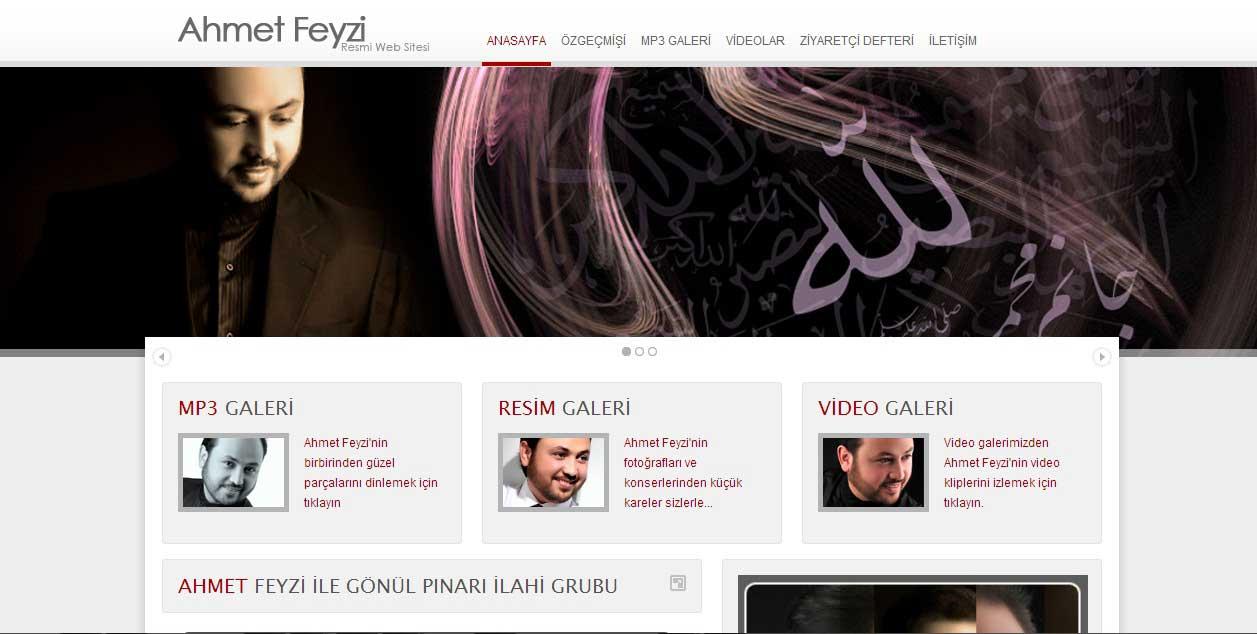 Ahmet Feyzi