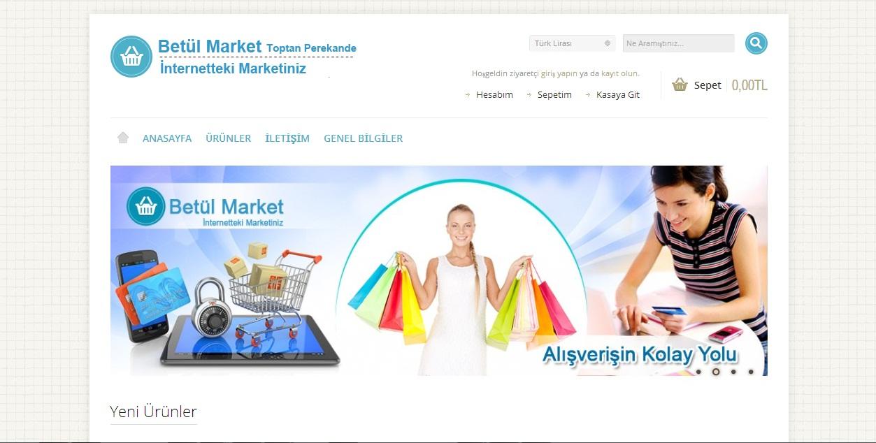 Betül Market