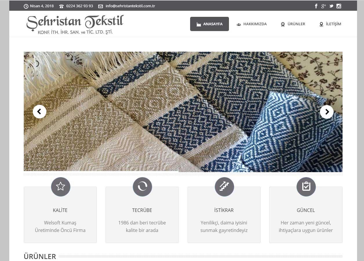Şehristan Tekstil